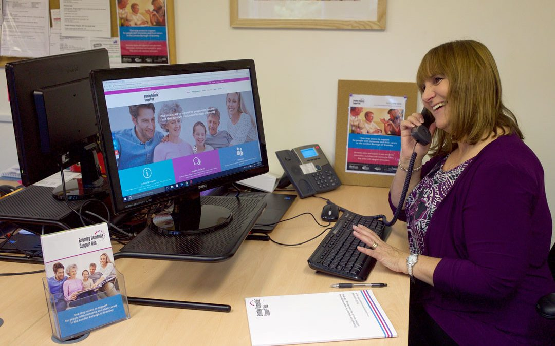 Bromley Dementia Support Service Launched