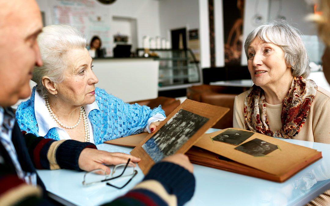 Memory Lane Dementia Café in Bromley