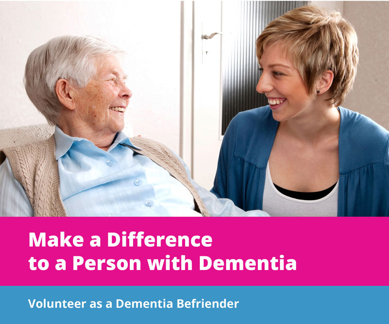 Dementia Volunteering in Bromley