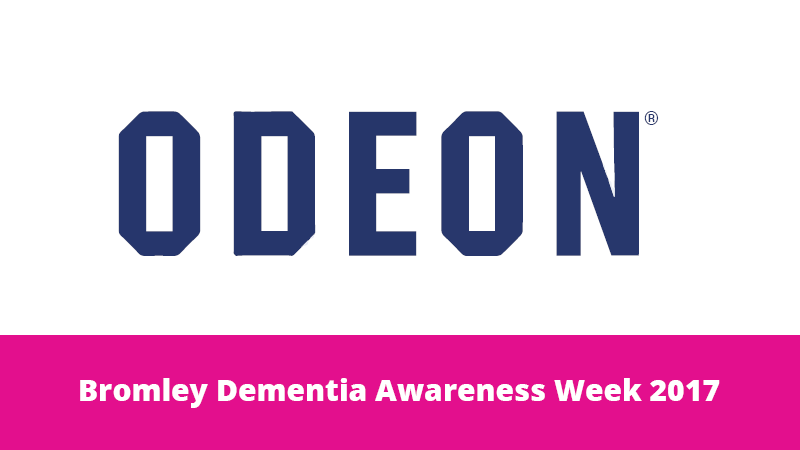 Odeon Orpington Dementia Friendly Screening