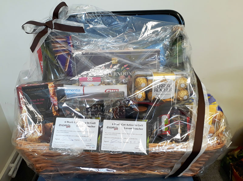 Win an Afternoon Tea Hamper during Bromley Dementia Awareness Week 2017