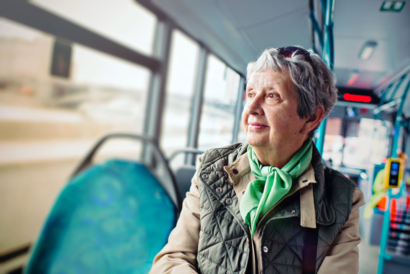 Driving and Transport for People with Dementia