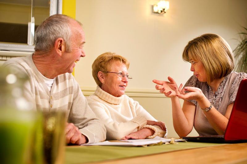 Planning for the Future with Dementia