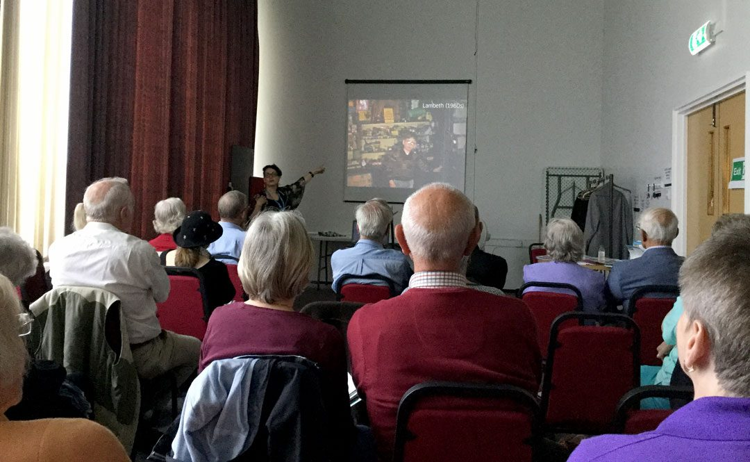 Bromley Social History Dementia Friendly Film Screening