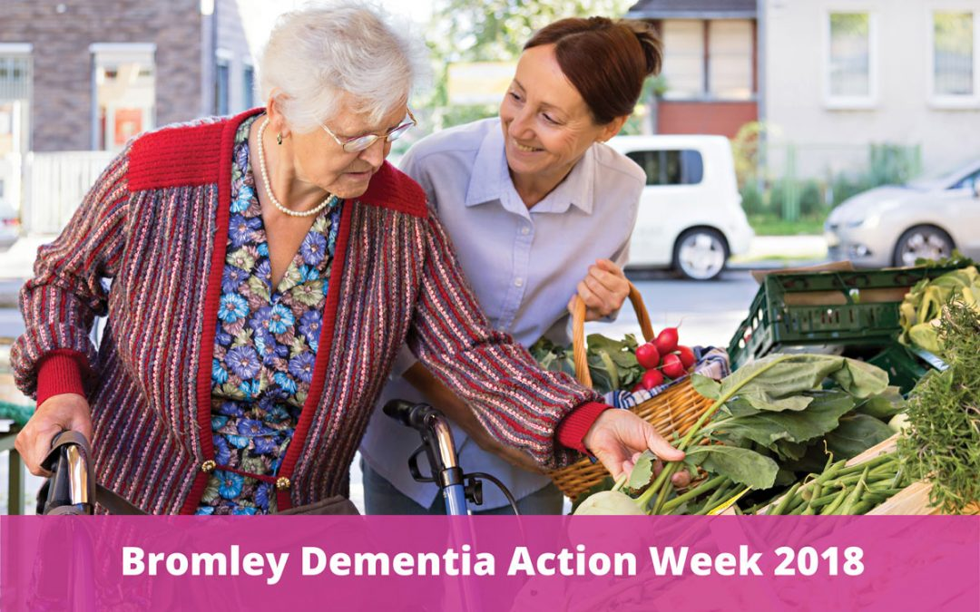 Bromley Dementia Action Week 2018